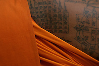 Tattooed  Monk