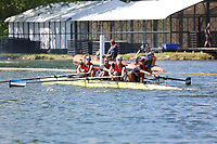 Race: 7  Event: Championship 4-<br /> Crew: 131  Club: Aviron Grenoblois (FRA) (A)<br /> <br /> Henley Women's Regatta 2018<br /> Friday<br /> <br /> To purchase this photo, or to see pricing information for Prints and Downloads, click the blue 'Add to Cart' button at the top-right of the page.