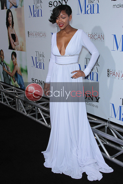 """Meagan Good<br /> at the Pan-African Film Festival """"Think Like A Man"""" Premiere, Arclight, Hollywood, CA 02-09-12<br /> David Edwards/DailyCeleb.com 818-249-4998"""