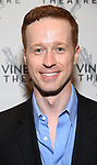 "Cody Lassen attending the Opening Night Performance for The Vineyard Theatre production of  ""Do You Feel Anger?"" at the Vineyard Theatre on April 2, 2019 in New York City."