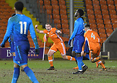 2018-03-20 Blackpool v Arsenal FAYC SF1