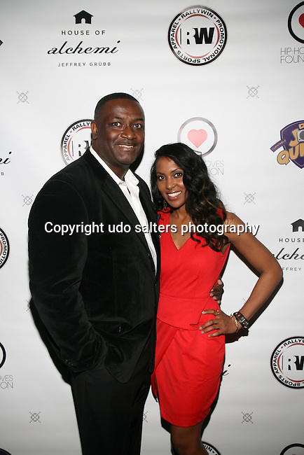 DJ  Jon Quick and Honoree DR. MEENA SINGH at DJ Jon Quick's 5th Annual Beauty and the Beat: Heroines of Excellence Awards Honoring AMBRE ANDERSON, DR. MEENA SINGH,<br />