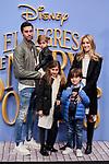 Alvaro Arbeloa attends to Mary Poppins Returns film premiere at Kinepolis in Pozuelo de Alarcon, Spain. December 11, 2018. (ALTERPHOTOS/A. Perez Meca)