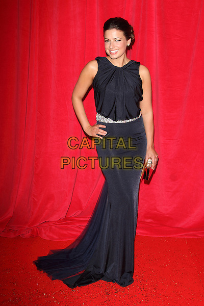 LONDON, ENGLAND - MAY 24: Sophie Austin attends the British Soap Awards at Hackney Empire on May 24, 2014 in London, England<br /> CAP/ROS<br /> &copy;Steve Ross/Capital Pictures