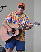 WEST PALM BEACH FL - NOVEMBER 3: Jimmy Buffett performs during the Bring It Home campaign rally at Meyer Amphitheater on November 3, 2018 in West Palm Beach, Florida. <br /> CAP/MPI04<br /> &copy;MPI04/Capital Pictures