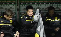 FUSSBALL   1. BUNDESLIGA   SAISON 2012/2013    18. SPIELTAG SV Werder Bremen - Borussia Dortmund                   19.01.2013 Nuri Sahin (Borussia Dortmund) sitzt zu Beginn des Spiels aus der Ersatzbank