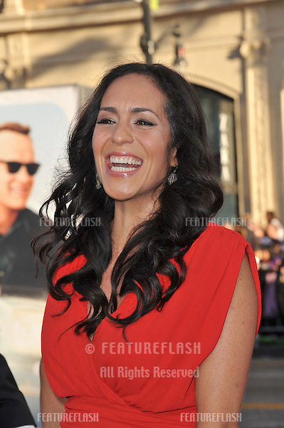 "Roxana Ortega at the world premiere of her new movie ""Larry Crowne"" at Grauman's Chinese Theatre, Hollywood..June 27, 2011  Los Angeles, CA.Picture: Paul Smith / Featureflash"