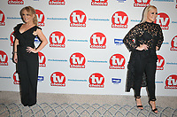 Michelle Hardwick and Amy Walsh at the TV Choice Awards 2018, The Dorchester Hotel, Park Lane, London, England, UK, on Monday 10 September 2018.<br /> CAP/CAN<br /> &copy;CAN/Capital Pictures