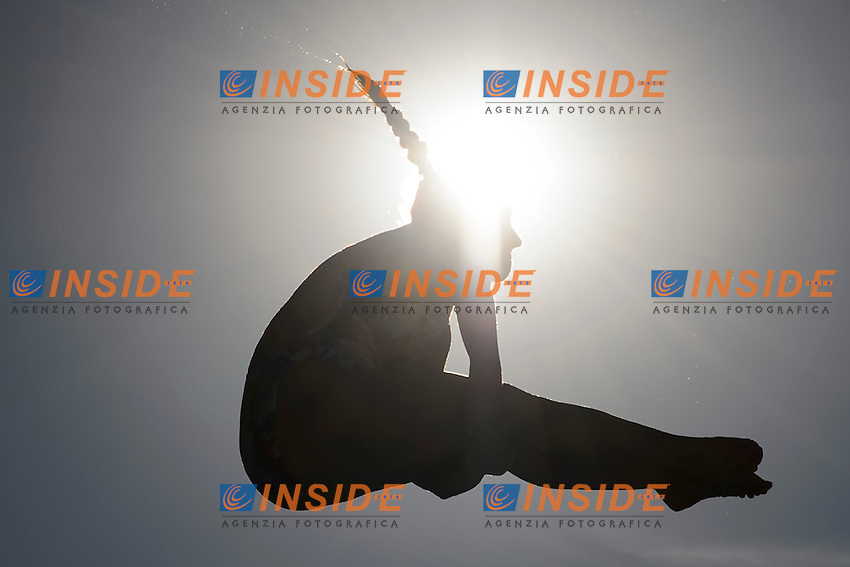 Taania Cagnotto <br /> 3m Trampolino Donne <br /> Roma 21-06-2016 Stadio del Nuoto Foro Italico Tuffi Campionati Italiani <br /> Foto Andrea Staccioli Insidefoto