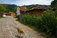 Prados_MG, Brasil..Vilarejo Historico, Vitorino Veloso (Bichinho), Minas Gerais...Historical village Vitorino Veloso (Bichinho), Minas Gerais...Foto: JOAO MARCOS ROSA / NITRO