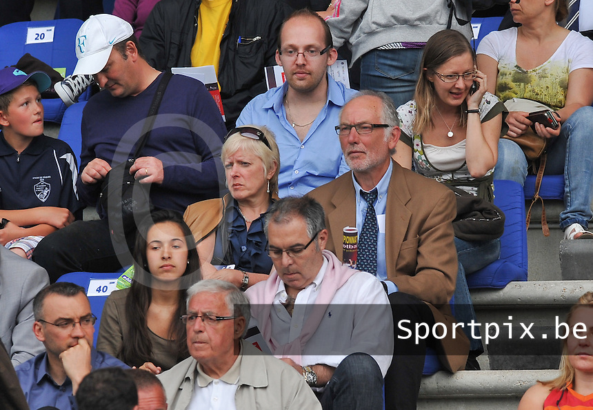 Football Club Feminin Juvisy Essonne - Olympique Lyon :.Jos Opdebeeck.foto DAVID CATRY / JOKE VUYLSTEKE / Vrouwenteam.be