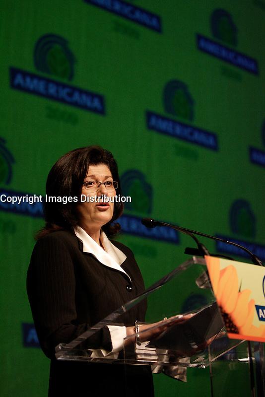 Montreal (QC) CANADA, March 16 to 19 2009 - <br /> Maria Aubrey ,TDDC-STDC