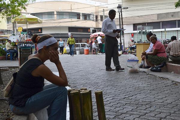 Mujeres heroínas en la ciudad Santiago. Día internacional de la mujer..Foto: Máximo Laureano/acento.com.do.Fecha: //2012.