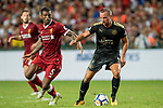 Leicester City FC midfielder Daniel Drinkwater in action during the Premier League Asia Trophy match between Liverpool FC and Leicester City FC at Hong Kong Stadium on 22 July 2017, in Hong Kong, China. Photo by Weixiang Lim / Power Sport Images