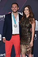 11 March 2018 - Inglewood, California - Chris Mazdzer, Mara Marian. 2018 iHeart Radio Awards held at The Forum. <br /> CAP/ADM/BT<br /> &copy;BT/ADM/Capital Pictures