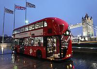 Routemaster Bus by Thomas Heatherwick (1994 graduate)<br /> <br /> Photo: James O Jenkins