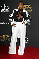 BEVERLY HILLS, CA - NOVEMBER 5: Mary J. Blige, at The 21st Annual Hollywood Film Awards at the The Beverly Hilton Hotel in Beverly Hills, California on November 5, 2017. Credit: Faye Sadou/MediaPunch
