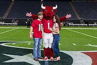 Houston Texans play the San Francisco 49ers at NRG Stadium