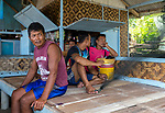 13 February 2019,Pelabuhan Ratu,Sukabumi Regency, West Java, Indonesia. Forty eight year old fisherman, Darji from Cibangban village in West Java has a police conviction for transporting Afghan refugees to boats bound for Australia. He says that people smugglers have not been active in the area for a long time in the wake of the Australian Government's concern that boats will once again start trafficking people to Australia with the new Medical legislation that has been passed. Picture by Graham Crouch/The Australian