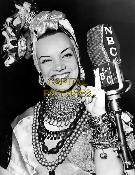 Carmen Miranda .*Filmstill - Editorial Use Only*.CAP/PLF.Supplied by Capital Pictures.
