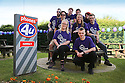 """14/07/14<br /> <br /> ***FREE PHOT FOR EDITORIAL USE***<br /> <br /> Phones 4 U walkers leave Newcastle-under-Lyme HQ this morning.<br /> <br /> PHONES 4u STAFF STEP IT UP FOR <br /> GREAT ORMOND STREET HOSPITAL CHILDREN'S CHARITY<br /> Staff embark on 295km walk through UK, beginning in Staffordshire<br /> <br /> A group of energetic Newcastle-under-Lyme staff embark on a mighty physical challenge – walking and cycling 295km from the Phones 4u HQ in Newcastle-under-Lyme, Staffordshire, to Great Ormond Street Hospital, London – to raise funds for Great Ormond Street Hospital Children's Charity.<br /> Clocking up hundreds of kilometres across five days, the team of 10 fundraisers will walk and cycle through fields, climb hills and tackle challenging dirt tracks, as well as camp overnight on the route. The team set off from Newcastle-Under-Lyme at 9am on 14th July, before arriving in Stafford at 5pm on 14th July where they'll visit the local Phones 4u store for a short break and to collect locally raised funds from the store teams. They'll be joined by additional Phones 4u colleagues as well as business partners and suppliers throughout the duration of the route. Upon arrival at Great Ormond Street Hospital, the Phones 4u team will present the children's charity with a cheque for the total funds raised.<br /> <br /> Tom Shorten, Phones 4u Chief Transformation Officer commented: """"Great Ormond Street Hospital is dedicated to children's healthcare and to finding new and better ways to treat childhood illnesses and we're honoured to support them with this great challenge. I'm incredibly proud of all our people taking part in the walk and all those supporting them with local fundraising – everyone involved should be so pleased with the money raised so far, as it will make a huge difference to families affected by childhood illnesses"""".<br /> <br /> As Phones 4u's 2013/2014 charity partner, the company has been raising funds over the past 12 months towards a new respiratory """