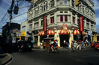 Costa Rica - file Photo -San Jose,mc donald fast food restaurant
