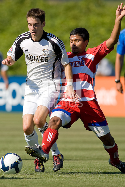 2010 US Soccer Development Academy Finals at Home Depot Center stadium in Carson, California on Tuesday July 13, 2010..