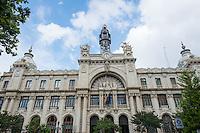 Spain, Valencia, Postal telegraph office.