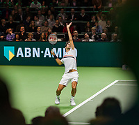 ABNAMRO World Tennis Tournament, 15 Februari, 2018, Rotterdam, The Netherlands, Ahoy, Tennis<br /> <br /> Photo: www.tennisimages.com