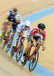 Leung Chun Wing of the SCAA competes in Men Elite - Points Race 30KM Final during the Hong Kong Track Cycling National Championship 2017 on 25 March 2017 at Hong Kong Velodrome, in Hong Kong, China. Photo by Chris Wong / Power Sport Images