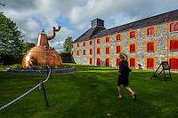 Ireland - People at Jameson Distillery