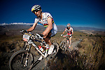 during stage two of the 2010 Absa Cape Epic Mountain Bike stage race from Ceres to Ceres in the Western Cape, South Africa on the 22 March 2010.Photo by Karin Schermbrucker/SPORTZPICS.Photo by Karin Schermbrucker/SPORTZPICS