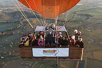 20140618 June 18 Hot Air Balloon Gold Coast