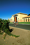 California: Napa Valley, Clos Pegase Winery,  Photo  cana20103.Photo copyright Lee Foster, 510/549-2202, lee@fostertravel.com, www.fostertravel.com