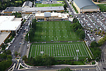 1309-22 3679<br /> <br /> 1309-22 BYU Campus Aerials<br /> <br /> Brigham Young University Campus, Provo, <br /> <br /> Student Athlete Building SAB, Richards Building Fields RBF, BYU Football<br /> <br /> September 6, 2013<br /> <br /> Photo by Jaren Wilkey/BYU<br /> <br /> &copy; BYU PHOTO 2013<br /> All Rights Reserved<br /> photo@byu.edu  (801)422-7322