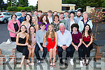 Katie Horgan, Listry who celebrated her 18th birthday and her father Patsy who celebrated his 60th Birthday with their family and friends in the Inn Between bar, Beaufort on Saturday