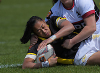 181013 Farah Palmer Cup Women's Rugby Championship Semifinal - Wellington v North Harbour