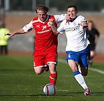 Graham Weir and Fraser Aird
