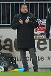 12.02.2018,  Millerntor-Stadion, Hamburg, GER, 2. FBL, 1.FC St.Pauli vs 1. FC Nuernberg im Bild Trainer Markus Kauczinski (Pauli) Foto © nordphoto / Witke *** Local Caption ***