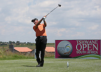 Darren Fichardt (RSA) adds a 68 to his R1 66 (-10) and is yet to drop a shot after Round Two of The Tshwane Open 2014 at the Els (Copperleaf) Golf Club, City of Tshwane, Pretoria, South Africa. Picture:  David Lloyd / www.golffile.ie