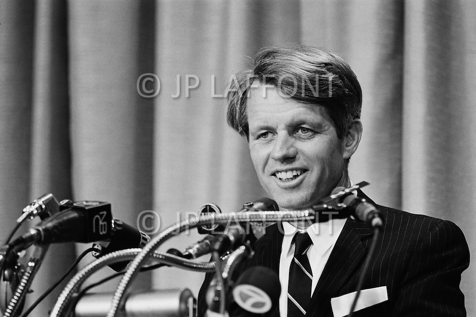 Brooklyn, New York City, NY - April 1, 1968<br />