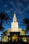Mormon Temple Santo Domingo
