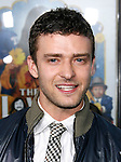 "Actor Justin Timberlake arrives at the Los Angeles Premiere of ""The Love Guru"" on June 11, 2008 at Grauman's Chinese Theatre in Hollywood, California."