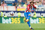 Antoine Griezmann of Atletico de Madrid in action during their La Liga match between Atletico de Madrid vs Athletic de Bilbao at the Estadio Vicente Calderon on 21 May 2017 in Madrid, Spain. Photo by Diego Gonzalez Souto / Power Sport Images