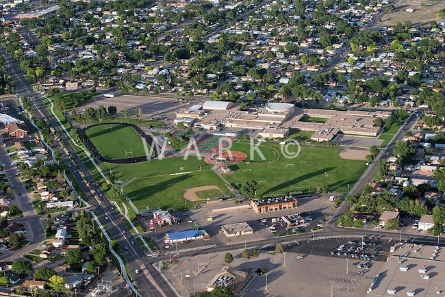 South High School, Pueblo, Colorado. June 2014. 85730