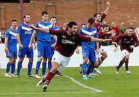 20130914 - LINLITHGOW ROSE V NAIRN COUNTY