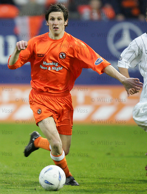 Craig Easton, Dundee Utd.stock season 2003-2004.pic willie vass