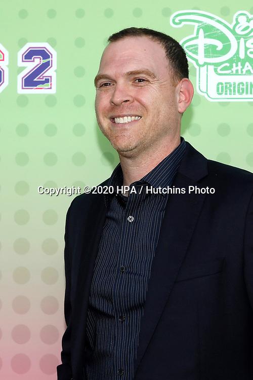 "LOS ANGELES - JAN 25:  David Light at the ""Zombies 2"" Screening at the Disney Studios on January 25, 2020 in Burbank, CA"