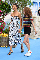 """Thandie Newton<br /> arriving for the """"Mama Mia! Here We Go Again"""" World premiere at the Eventim Apollo, Hammersmith, London<br /> <br /> ©Ash Knotek  D3415  16/07/2018"""