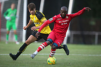 Daniel Uchechi of Hornchurch during Hornchurch vs Margate, BetVictor League Premier Division Football at Hornchurch Stadium on 13th August 2019
